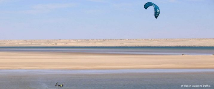 what does it feel like to kitesurf