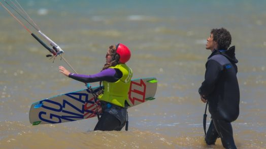 Can anyone learn to kitesurf