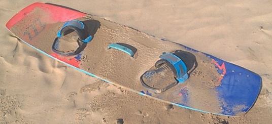 twintip vs directional kitesurfing