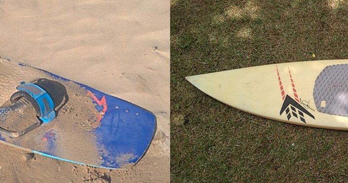 Directional vs twintip kiteboard