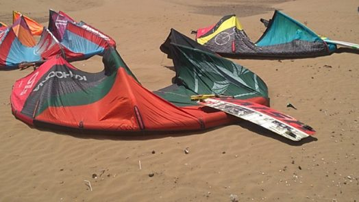 best kiteboarding kite for beginners