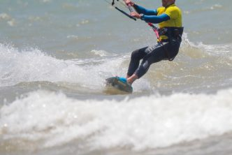 kiteboarding with back pain