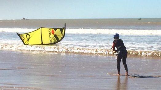 kiteboarding tips for beginners