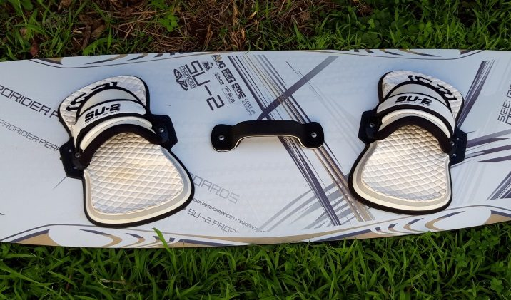 what size kiteboard for 85kg