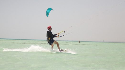 best kitesurfing kite for beginners