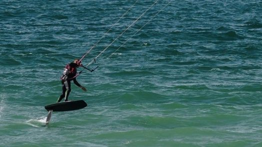 Is Kite Foiling Dangerous?